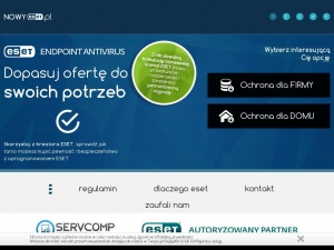 Antywirus Eset endpoint dla firm - for business